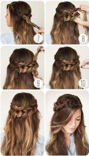 easy teen hairstyles ideas