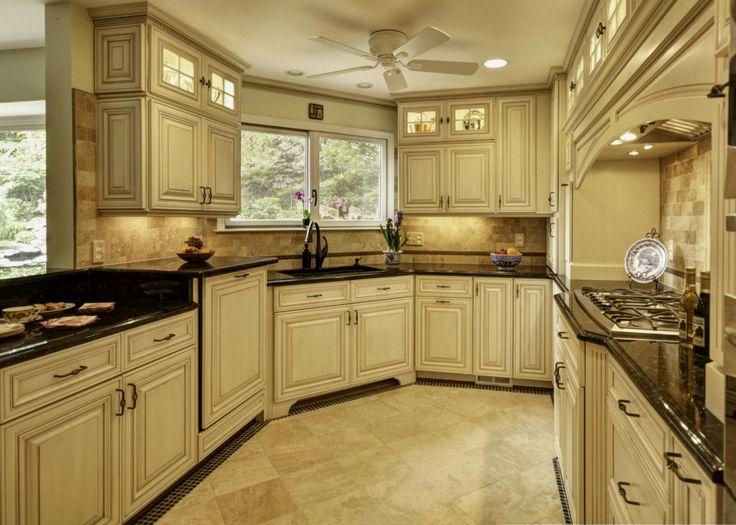 kitchen cabinets countertops ideas broan exhaust fans #greige #kitchen design by cabinet showplace   gorgeous ...