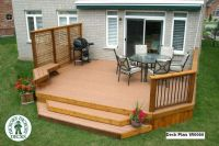 The 25+ best Small deck designs ideas on Pinterest   Small ...