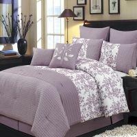 17 Best ideas about Purple Comforter on Pinterest | Deep ...