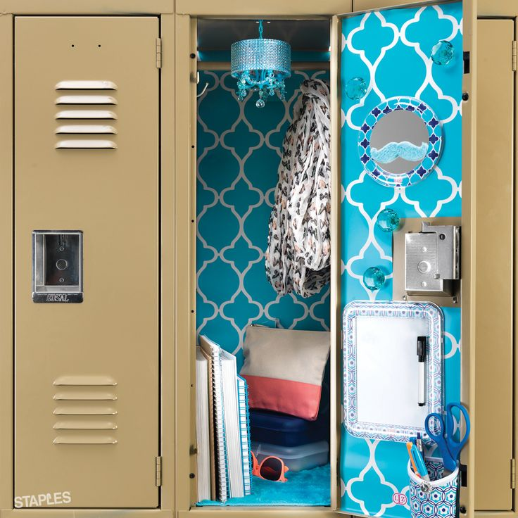 Cute Wallpapers For Lockers Staples Locker Tip Class It Up Get It With Wallpaper