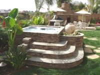 17 Best ideas about Hot Tubs Landscaping on Pinterest ...