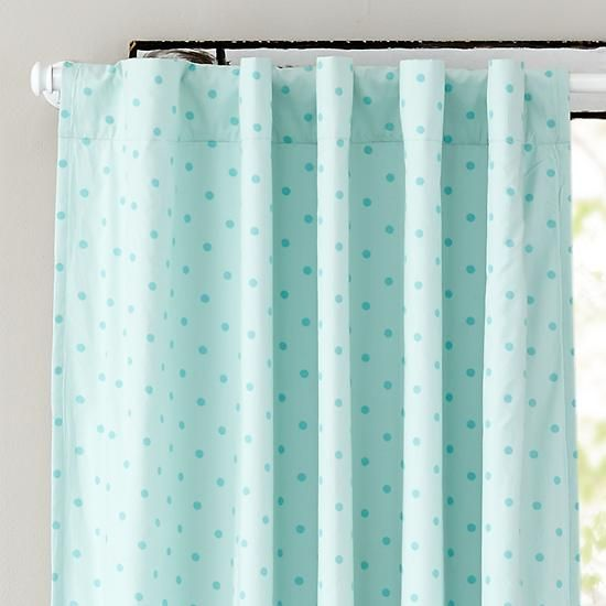 The 25 Best Ideas About Polka Dot Curtains On Pinterest Girl