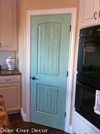 25+ Best Ideas about Painted Pantry Doors on Pinterest ...