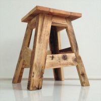 Best 25+ Pallet stool ideas on Pinterest