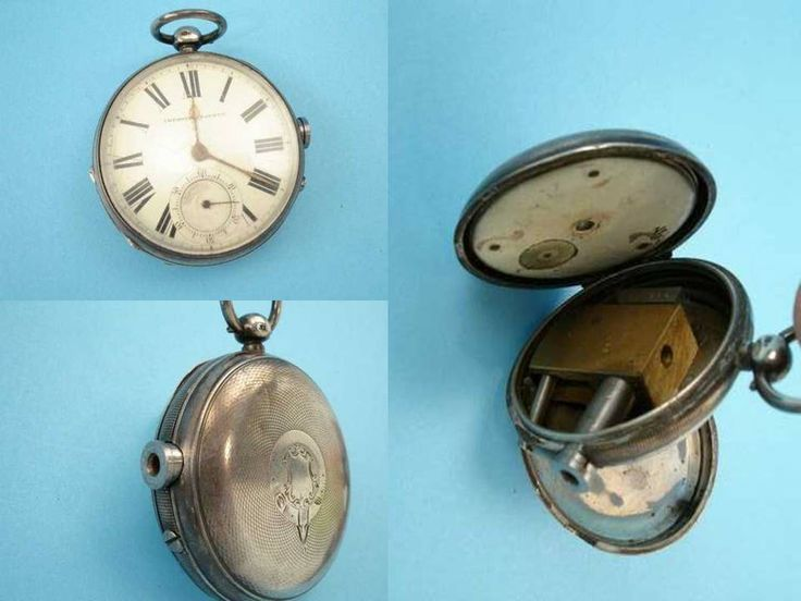 Pocket watchgun  weapons and history  Pinterest