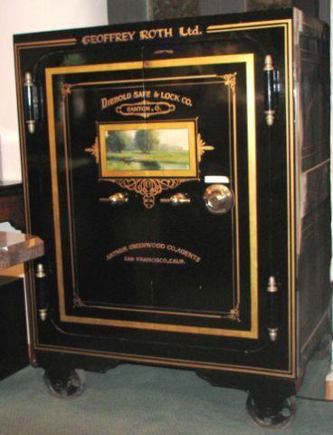 antique safeUSA  Antique Safes  Pinterest  Antiques