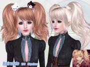 anime hair 199 skysims - sims