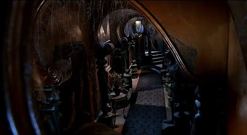 Whipstaff Manor Set for the Movie Casper the Friendly