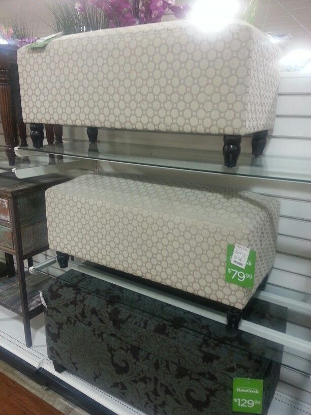 79 end of bed bench home goods  For the Home  Bedroom