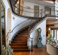"17 Best images about Circular ""Curved"" Stairs on Pinterest ..."