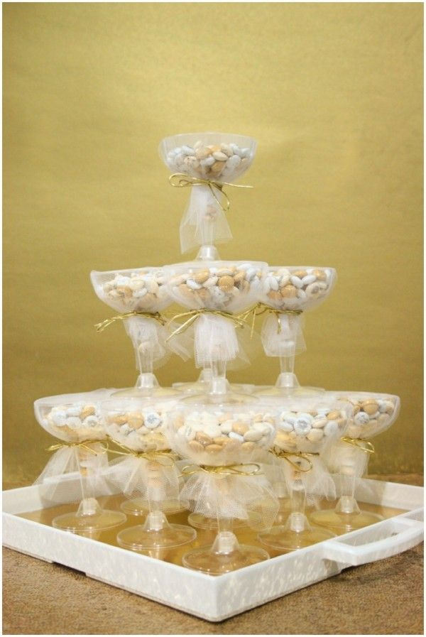Wedding Favor Idea using My MMs Bridal Shower Favors