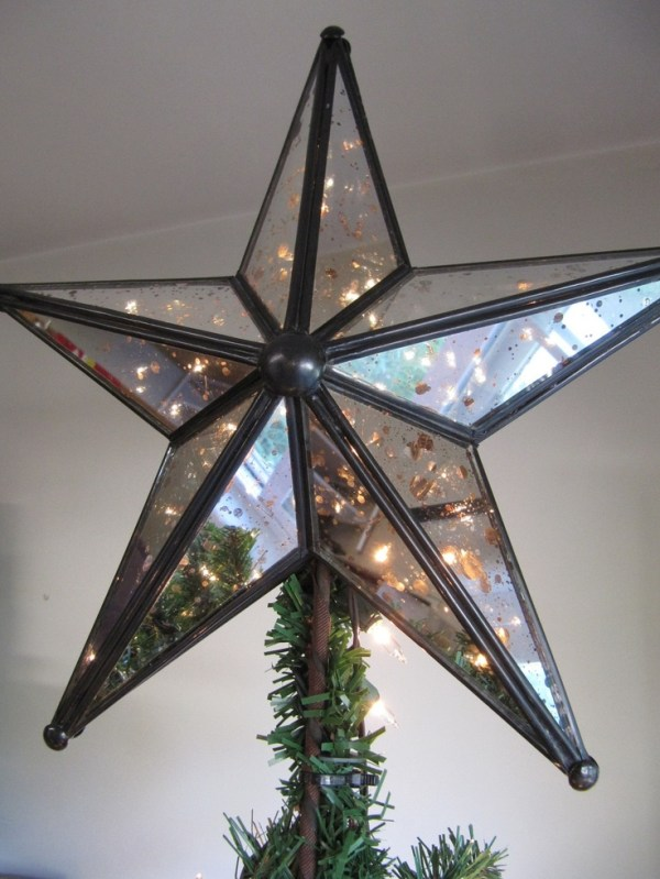 17 Best images about Christmas tree toppers on Pinterest