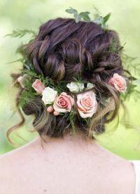25+ best ideas about Hair garland on Pinterest