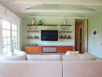 17 Best ideas about Shelves Around Tv on Pinterest | Photo ...
