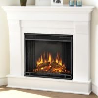 17 Best ideas about Corner Electric Fireplace on Pinterest ...