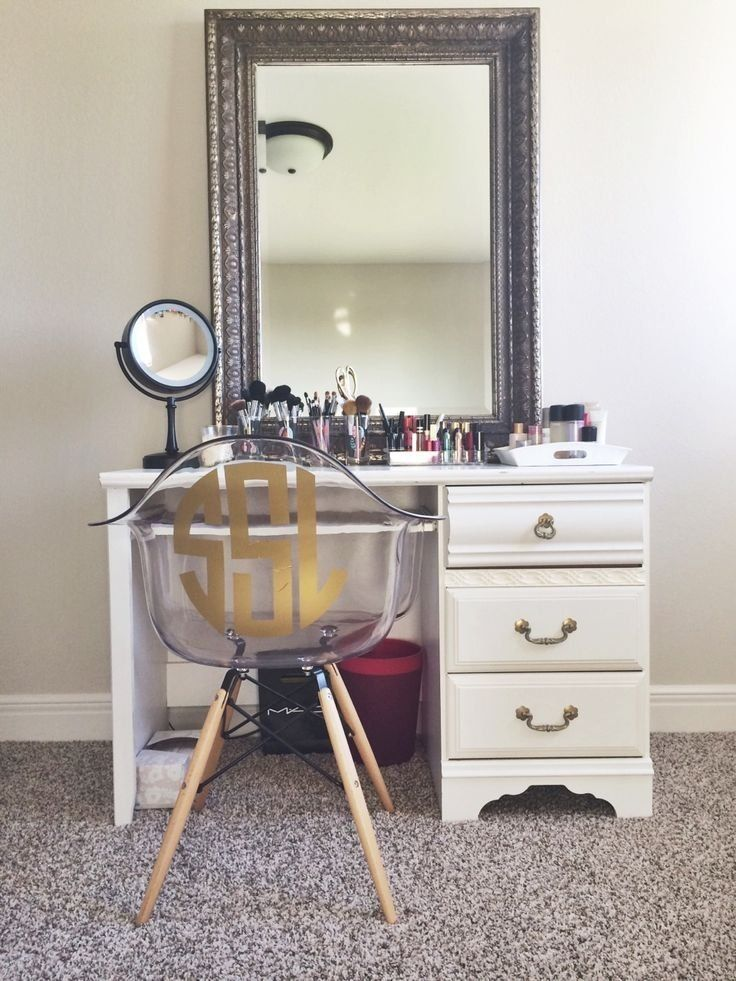 17 Best ideas about Makeup Tables on Pinterest  Ikea