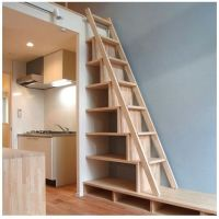 25+ best ideas about Loft stairs on Pinterest | Attic loft ...