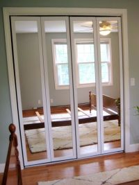 1000+ ideas about Mirrored Closet Doors on Pinterest