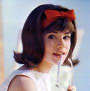 '60s flip hairstyles & hairband