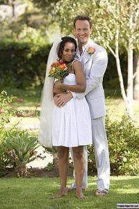 Cute wedding idea! Kerry Washington | Biracial ...