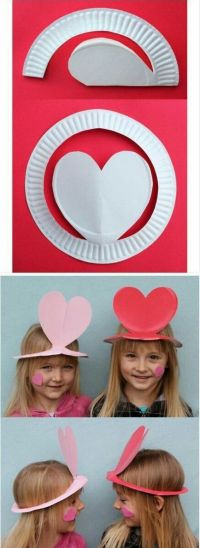 1000+ ideas about Paper Plate Hats on Pinterest ...
