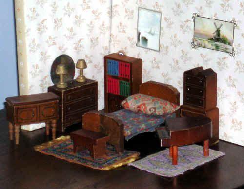 123 Best Strombecker Kage Dollhouse Images On Pinterest
