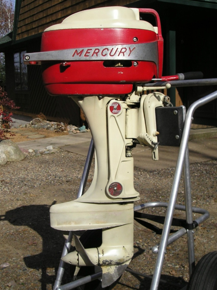 Mercury 402 Outboard Motor Wiring Diagram