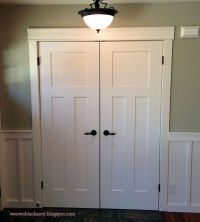 25+ best ideas about Closet Doors on Pinterest