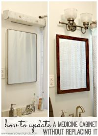 17 Best ideas about Medicine Cabinet Mirror on Pinterest ...