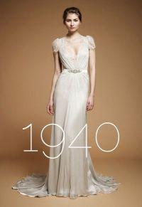 17 Best ideas about 1940s Wedding Dresses on Pinterest ...
