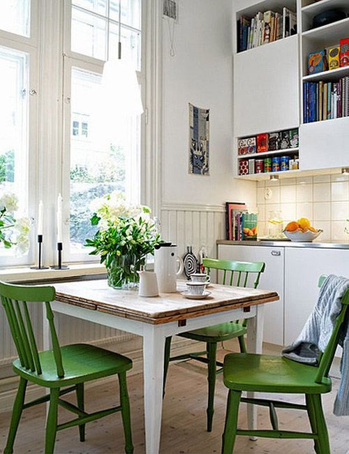 11 VERY SMALL DINING AREA IDEAS ~ Interior Design Inspirations for Small