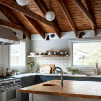 25+ best ideas about Exposed trusses on Pinterest | Wood ...