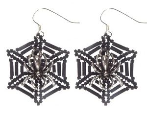 1061 best images about Beaded Earring Patterns (Tutorials