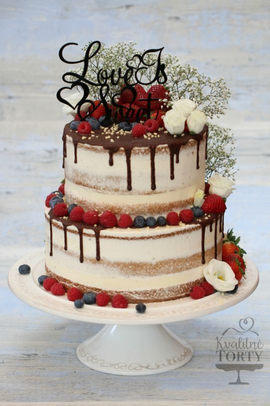 17 best ideas about Fruit Wedding Cake on Pinterest  Berry wedding cake Berry wedding and