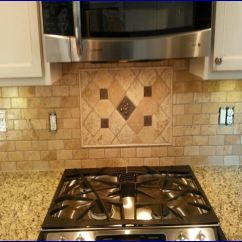 Tile Backsplash Ideas For Kitchen Signs Work Metal Accent Tiles | Counter Tops ...