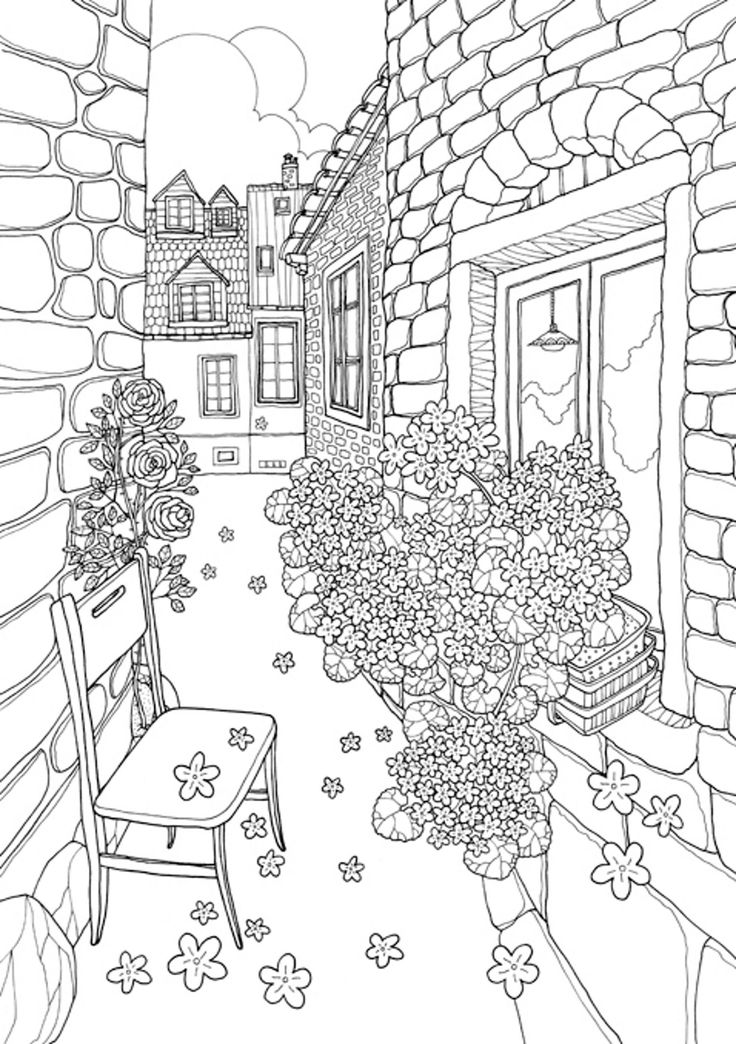 2665 best coloring pages images on Pinterest