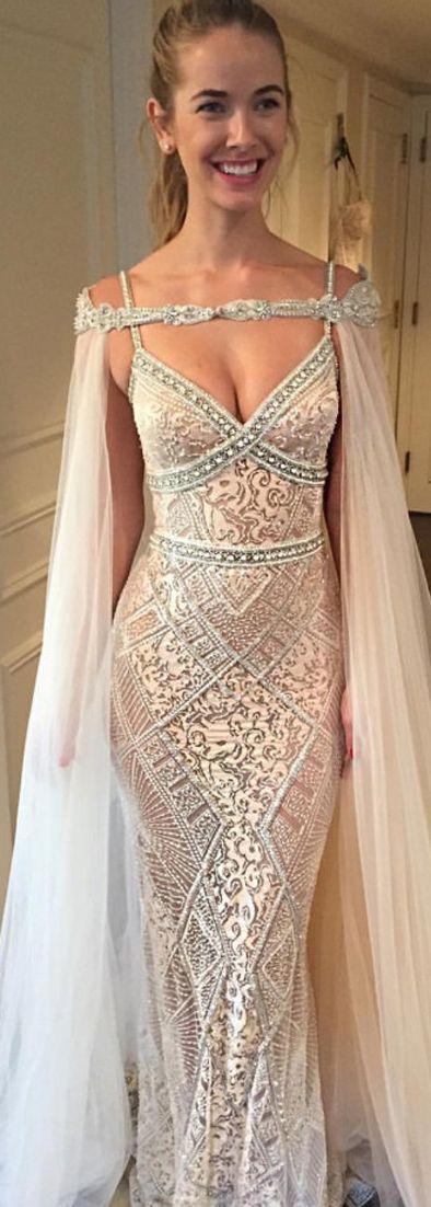 17 Best ideas about Goddess Prom Dress on Pinterest