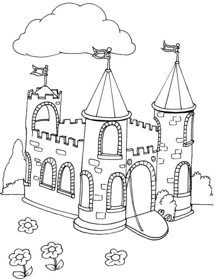 Castle Definition For Kids