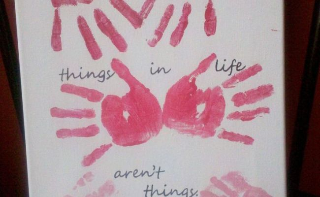 18 Best Images About Hand Foot Prints For Kids On