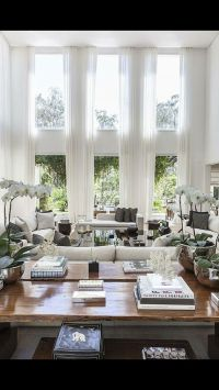 25+ best ideas about Tall Window Curtains on Pinterest ...