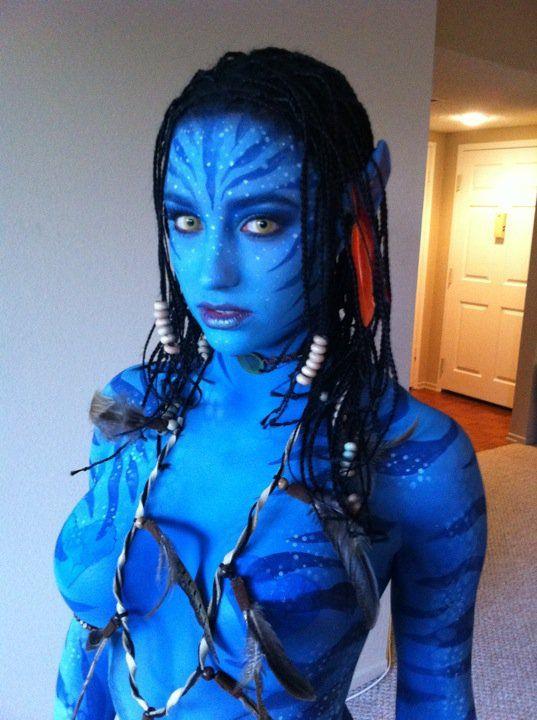 Avatar Body Paint  Gimme gimme gimme  Pinterest