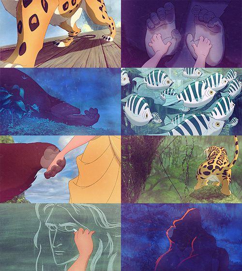 199 best images about Tarzan 1999 on Pinterest