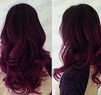1000+ ideas about Dark Maroon Hair on Pinterest   Maroon ...