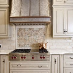 Kitchen Backsplash Glass Tiles Cheap Wall Cabinets For 214 Best Images About Kitchen: Range Hoods/mantels/arches ...