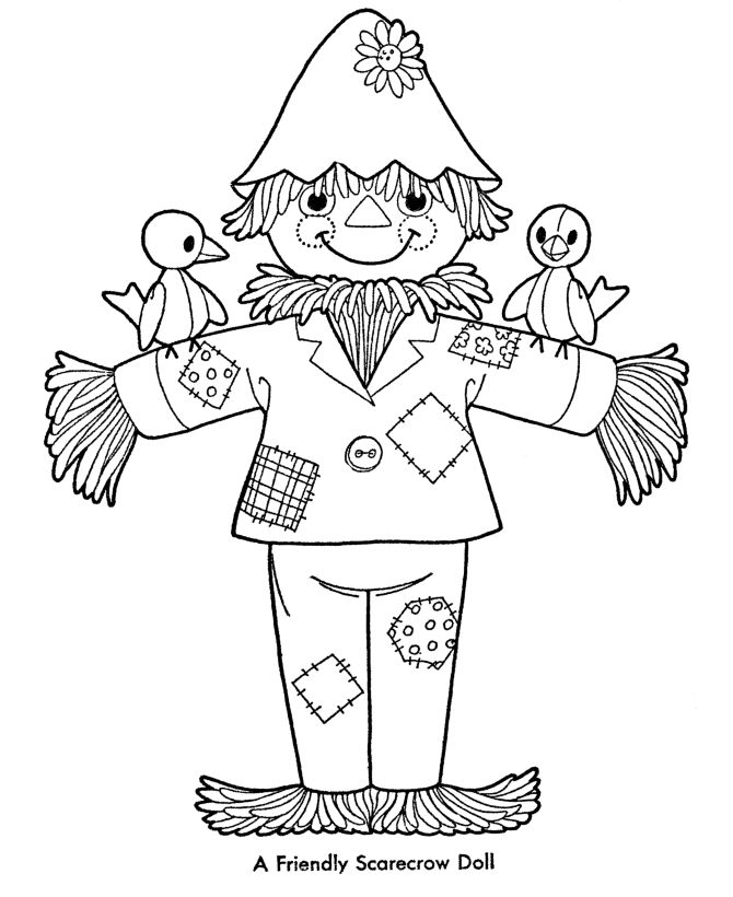 BlueBonkers: Fun Printable Halloween Coloring Page Sheets
