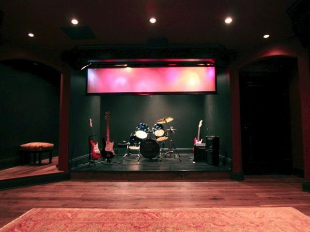 17 Best images about StageMusic on Pinterest  Home theater lighting Media room design and Harrods