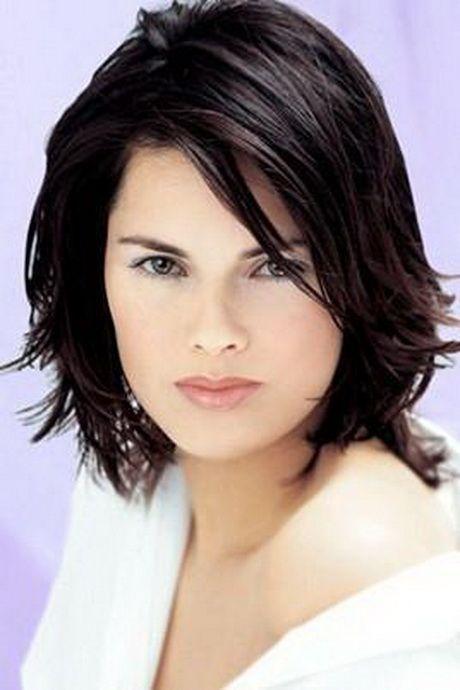 176 Besten Mittellange Frisuren Bilder Auf Pinterest