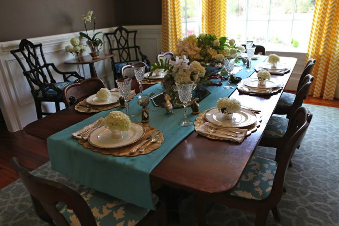 17 Best Ideas About Teal Dining Rooms On Pinterest