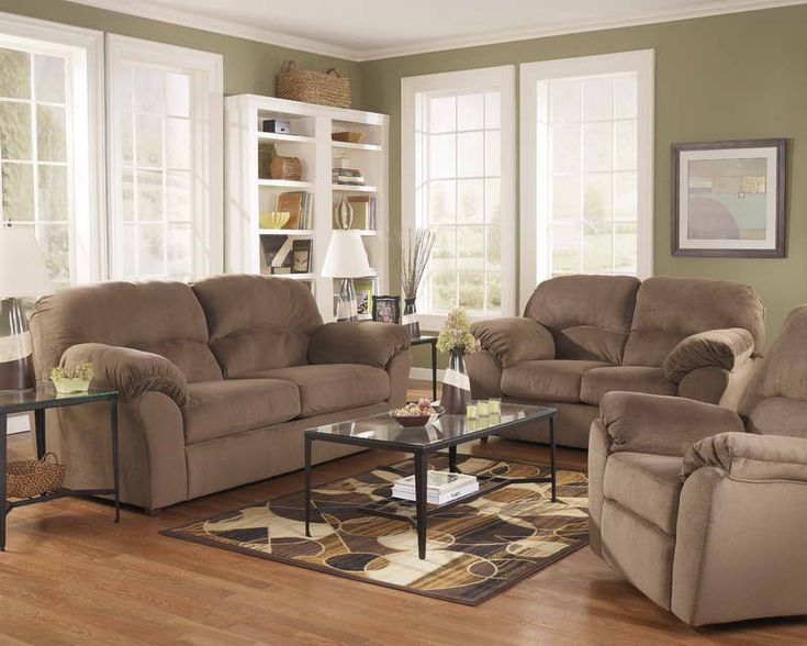 living room colour schemes brown sofa furniture ebay what color with tan couches | small ...